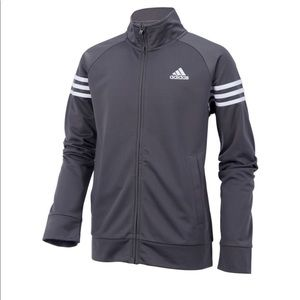 Other - Adidas Grey Climate Jacket. New with tags!